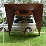 Buiten Lewe daktenten en vouwcaravans uit Beek en Donk. De goedkoopste vouwwagens van nederland